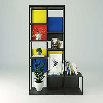 Mondrian Tower Regal